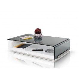 676A1 - Modern Glass Coffee Table - 445.0000
