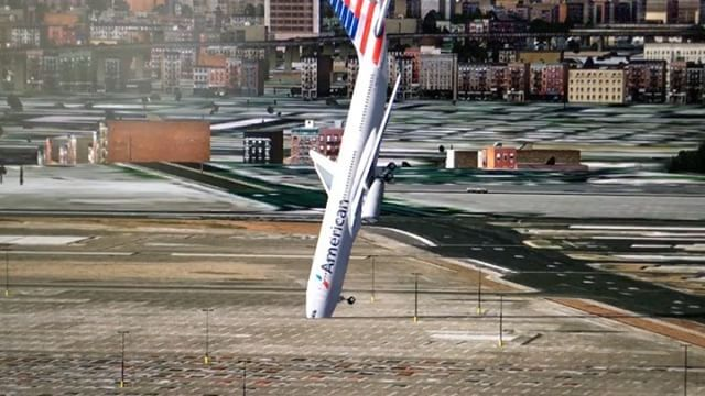 That moment when X-Plane glitches out when you exit the replay and spawns you at 6000 feet in a nose dive... 😂😂😂 #Aviation #Airline #Airport #AviationUnion #Colin_Boone_Aviation #Airplane #Captain #CoPilot #FO #Firstofficer #flying #FlightSimulator #FS #FlightSim #SimulatedFlight #XPlane #XPlane10 #FSX #P3D #FlightDeck #WarThunder #GA #Heavies #VirtualFlying #CaptainColin