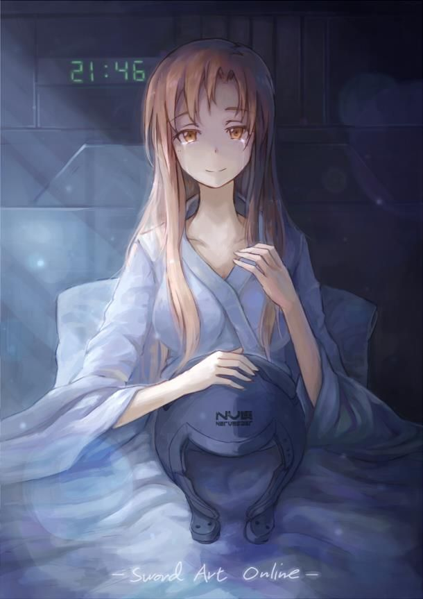 anime ~~ Sword Art Online Asuna