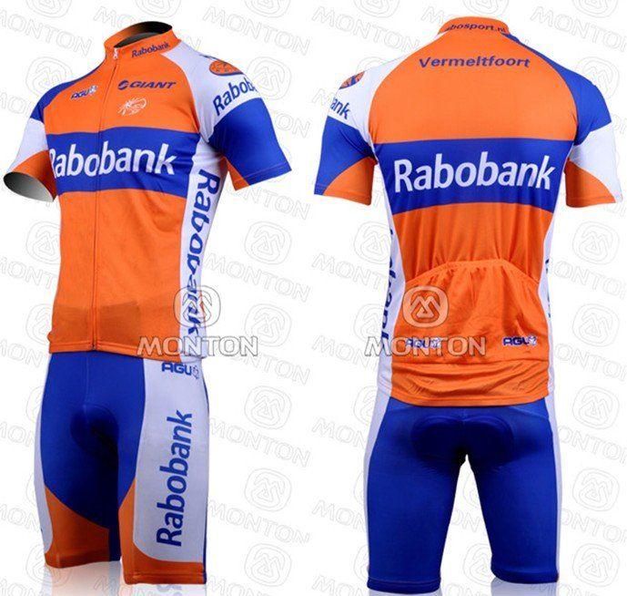 rabobank cycling shirt - Google Search