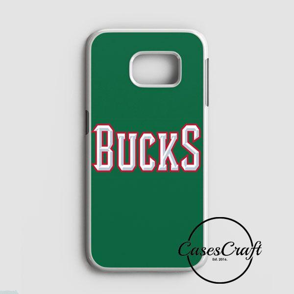 Nba Dc Bucks Logo Head Samsung Galaxy S7 Case | casescraft