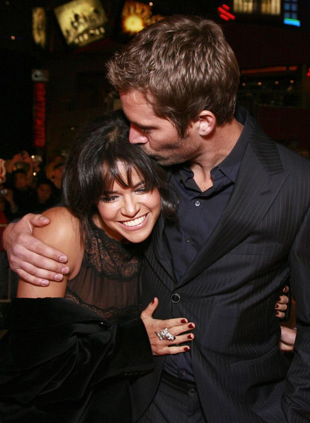 Michelle Rodriguez Says She Went Crazy After Paul Walker's Death