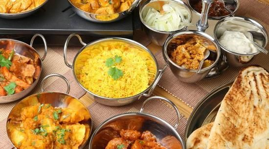 Индийские блюда с сыром