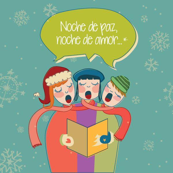 Noche de Paz, villancico de Navidad. Letra completa del villancico navideño Noche de Paz, y vídeo con la canción del villancico Noche de Paz