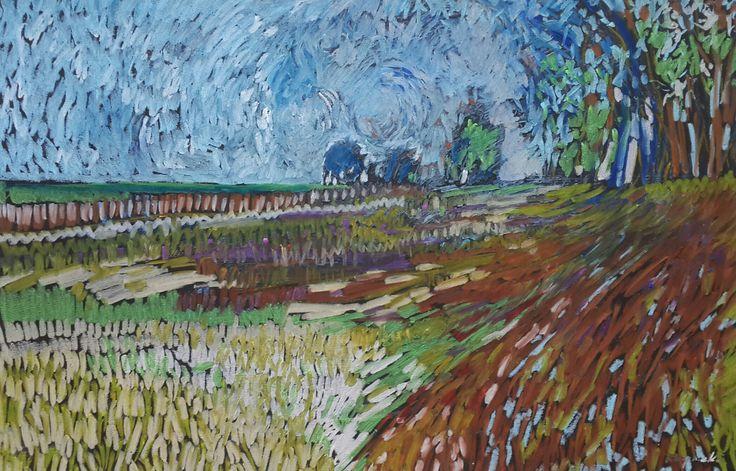 JENNY REYNEKE / Oil pastel on paper / art@arteye.co.za +27 11 465 7695