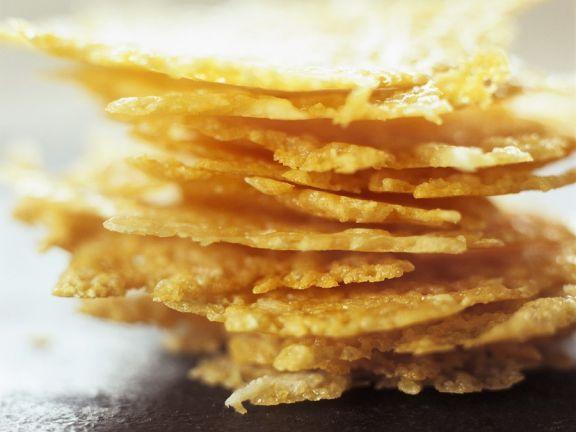 Parmesanchips ist ein Rezept mit frischen Zutaten aus der Kategorie Käse. Probieren Sie dieses und weitere Rezepte von EAT SMARTER!