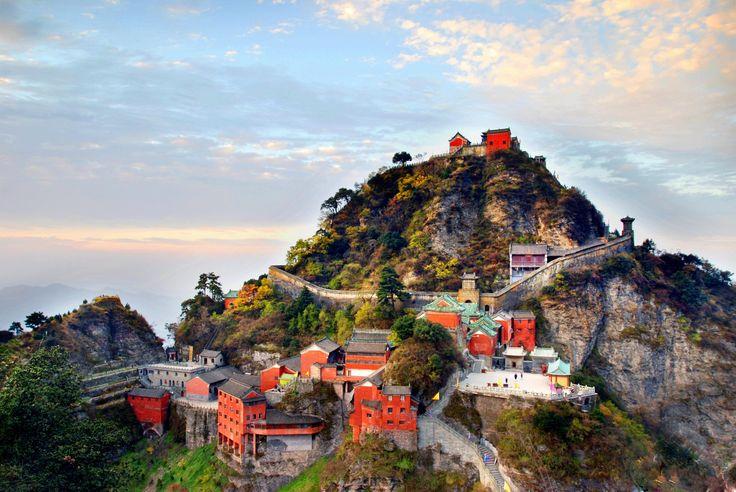 Wudang, Home of Taiji – CCTV Series