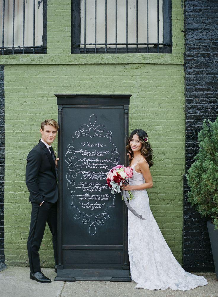 #TheMajesticChalkboard #TwoofakindRentals #TheGreenBuilding  #Brooklyn #Wedding #BrooklynWedding