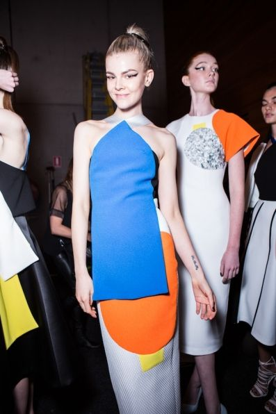 MBFWA 2015 day two: Backstage at By Johnny | Fashion Journal