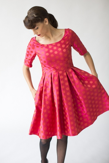 Dress Ohara by Maria Westerlind