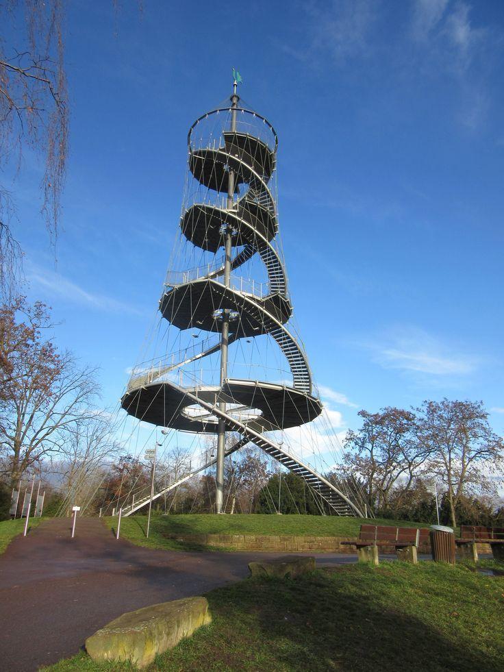 Der Turm im Killesberg Park. – Reiseinspiration! – #in # Inspiration # …   – Reise