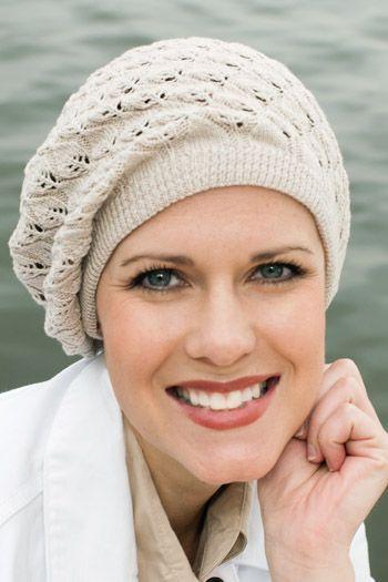 cotton chemo caps for women