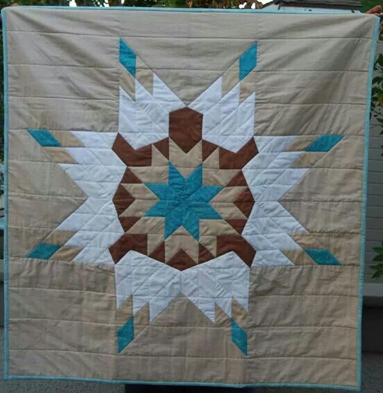 17 Best Images About Star Quilt Ideas On Pinterest