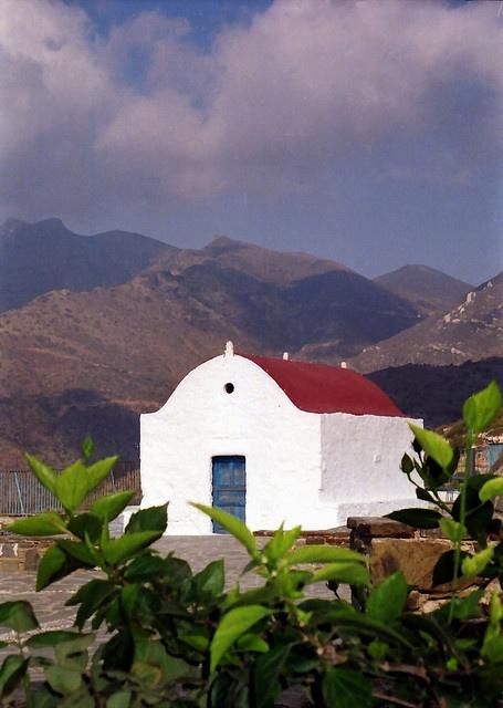Chapel, Karpathos island,Greece,by Marite2007, via Flickr
