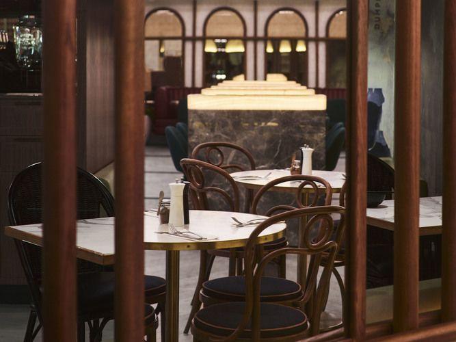 155 best INSIDE   Restaurant images on Pinterest   Restaurant design ...