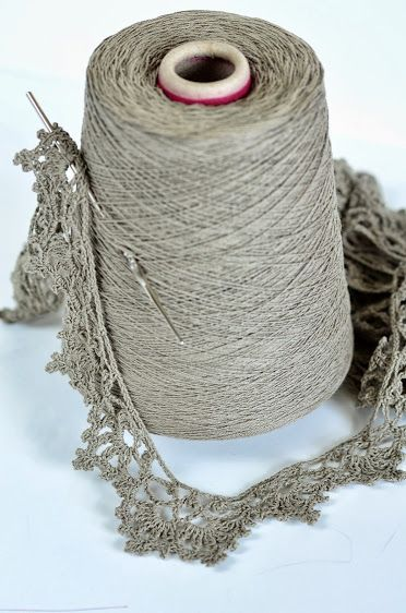 Outstanding Crochet: Crochet Lace Edging