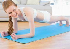 alguns exercicios pra fazer em casa