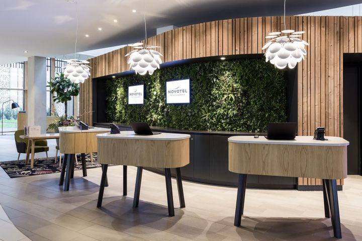 Novotel Amsterdam Schiphol Airport hotel by Mulderblauw architects, Hoofddorp – Netherlands » Retail Design Blog