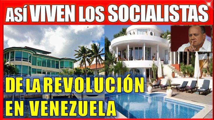 EL SOCIALISMO DE VENEZUELA PREDICA PERO NO APLICA NOTICIAS ÚLTIMA HORA DE VENEZUELA #VENEZUELA