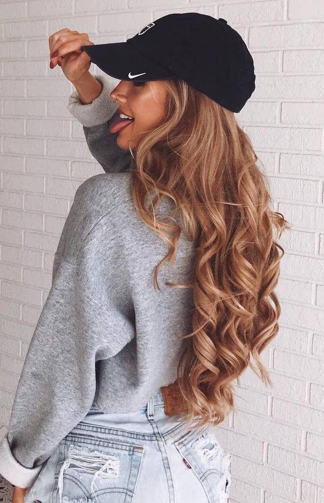 Mode Frisuren Beauty