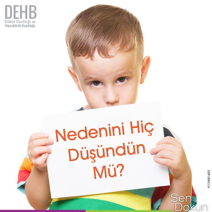 Çocuğunuz sanki sizi dinlemiyormuş gibi mi?   Test Et, Fark Et! ►https://www.dehbtv.com/dikkat-eksikligi-hiperaktivite-bozuklugu-testi/  Referans:Dikkat Eksikliği Hiperaktivite Bozukluğu Klinik Uygulama Kılavuzu Türkiye-2008
