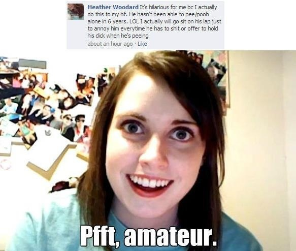 7 best Overly Attached Girlfriend images on Pinterest ... Overly Attached Girlfriend Original