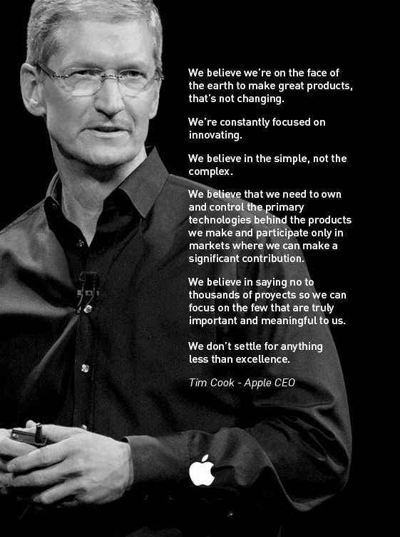 ... 20 Best Brand Manifesto Images On Pinterest Brand Manifesto   Tim Cook  Resume ...  Tim Cook Resume