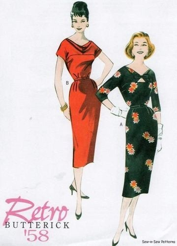 42 best My Pattern Collection: Dresses images on Pinterest | Patron ...