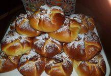 Plăcinte cu brânză , iubitele plăcinte moldovenesti impăturite si umplute cu branză dulce
