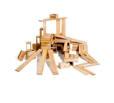 Preschool Set of Hollow Blocks
