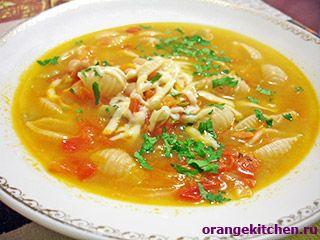 Вегетарианские рецепты с фото: итальянский овощной суп минестроне