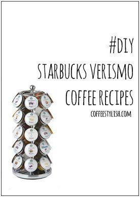 Welcome back! Today I'm doing a post on how to make Starbucks Verismo drinks at home, as requested. With Verismo brewers, you can use classic recipes but, I will also show you how you can use…