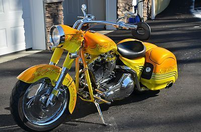 Custom Bagger Motorcycles for Sale | Custom Built Motorcycles : Other Occ Sport Bagger | Cheap Motorcycles ...