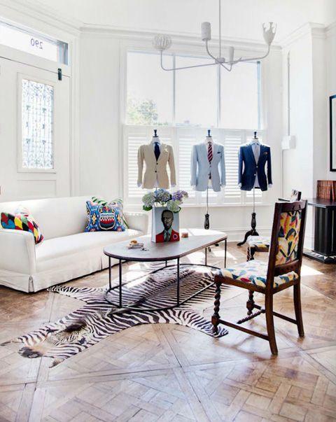 Custom Room Design Online: Tailor Shop. So Light, So White. #design