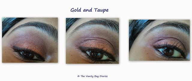 Today's post is just an everyday neutral EOTD, nothing special but I just loved the look of taupe in the crease and wanted to share it. Hope you like it !
