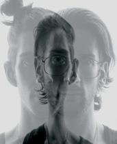 Le duo de designer UNTTLD, en vedette chez Vitre-Art