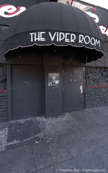 Sunset Strip - The Viper Room, The Roxy, House of Blues, Whiskey A Go-Go, Saddle Ranch ... Big Billboards, & Clubs du jour !