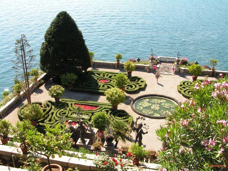 Iles Borromées sur le Lac Majeur, Italie