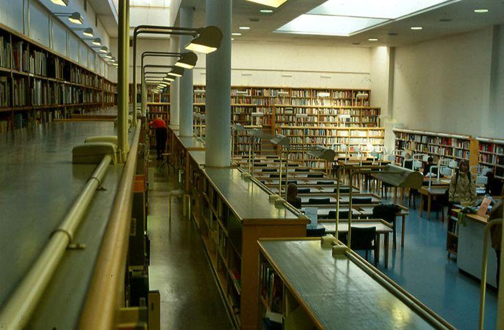 Biblioteca de la Universidad de Jyvaskyla