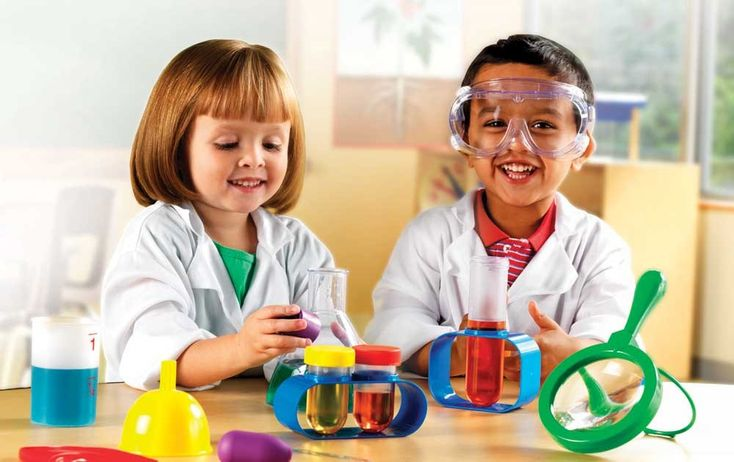Primary Science Set LER-2784 - My son would love to learn Science with this toy!