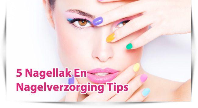 Tip 3. Verwijder De Oliën Van Je Nagels Voordat Je Nagellak Aanbrengt  Het is belangrijk om je nagels schoon te vegen met een nagellak remover voordat je nieuwe nagellak aan gaat brengen. Vette restjes op je nagels (bijvoorbeeld hand crème of lipbalsem) zorgt ervoor dat je nagellak niet goed blijft zitten nadat het nagellak is opgedroogd. Tip 4. Nagellak Rond Je Gehele Nagel  Als je nagellak gaat aanbrengen is het aan te raden om ook op de randen en net onder je nagels wat nagellak aan te…