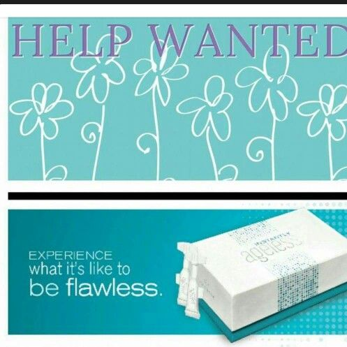 Look 10 years younger in 3 minutes . Interested in joining our team? Visit www.flawlesslyyounow.jeunesseglobal.com