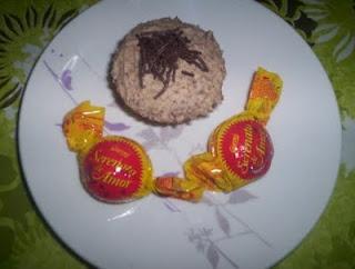 Dulce Desierto: Cupcake con sorpresa
