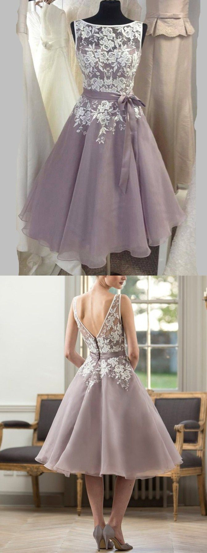bridesmaid dresses, grey party dresses, cheap homecoming dresses with appliques.