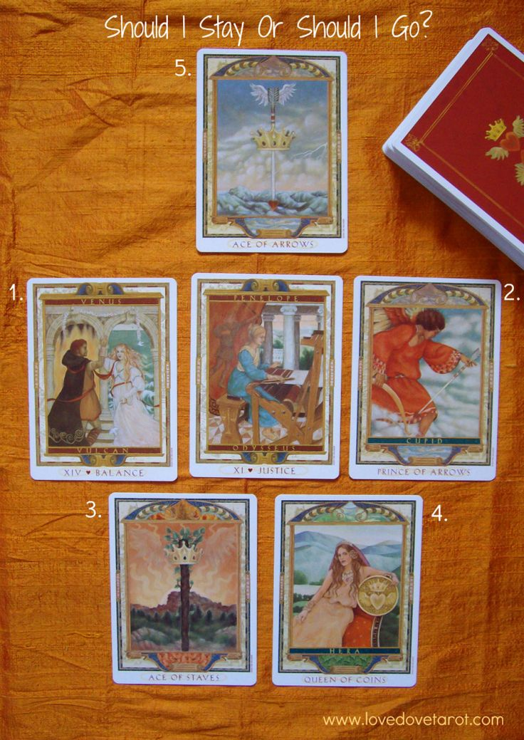 103 Best Images About Tarot And Oracle On Pinterest
