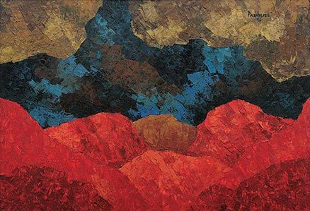 contemporary indian art - Google Search