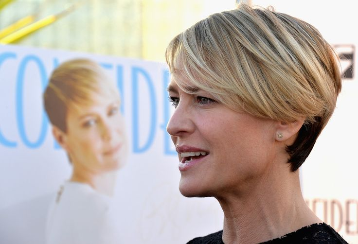 Robin Wright Photos: Los Angeles Confidential Magazine And Cover Star Robin Wright Celebrate The Magazine's Women Of Influence Issue
