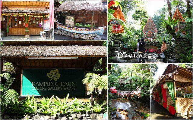 Day 3 - Bandung Kampung Daun Cafe 02