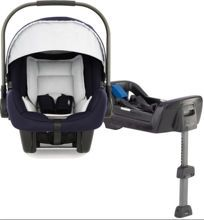 nuna Pipa Infant Car Seat & Base - Navy :: Baby World Baby News :: Baby World Baby News
