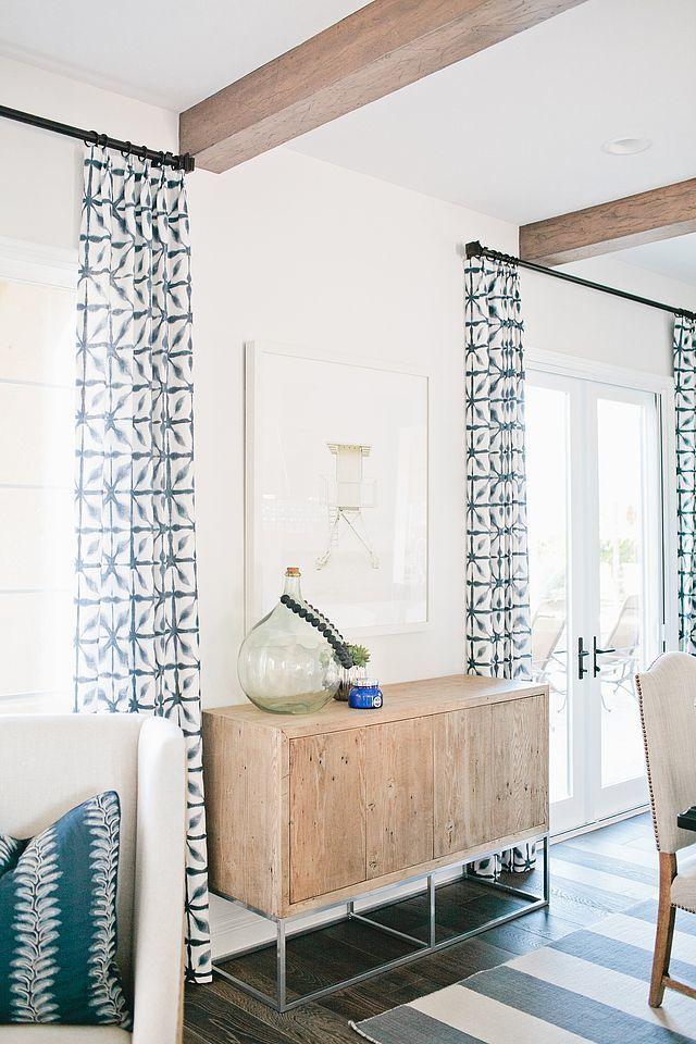 Best 25 Dining Room Drapes Ideas On Pinterest